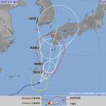 台風12号進路予想の最新情報!2日の沖縄の航空便や旅行は大丈夫?