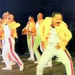 登美丘高校ダンス部が東京ミッドタウン日比谷で舞台出演!混雑状況や登場時間は?