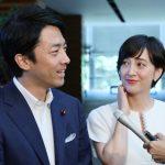 滝川クリステルと小泉進次郎が結婚!出会いや披露宴と出産時期や子どもは男?女?