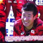 桐生祥秀が東京五輪男子100mのメダルで代表争い!9秒台3人の激戦!日本選手権で決着